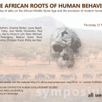The African Roots of Human Behaviour Symposium